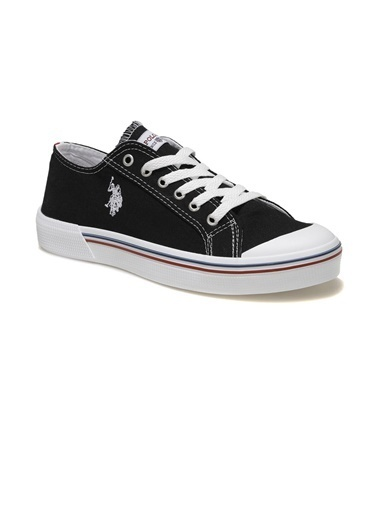 U.S. Polo Assn. Erkek Ayakkabı Penelope 101006269 Siyah